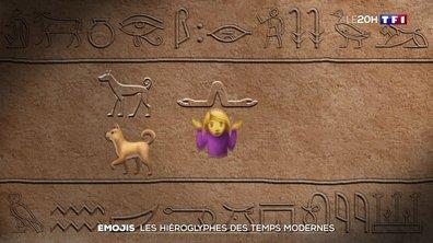 Émojis : les hiéroglyphes des temps modernes
