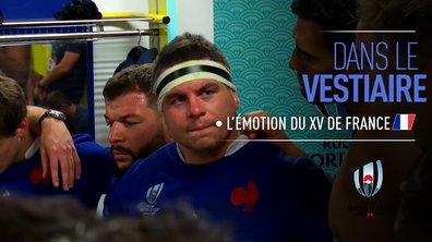 EXCLU - Dans l'intimité du XV de France après la défaite
