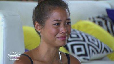 EMOTION – Alizée fond en larmes pendant le coaching de groupe