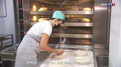 Emploi : ils quittent tout pour ouvrir une boulangerie