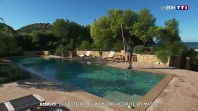 Emploi : le secteur de la piscine recrute en masse