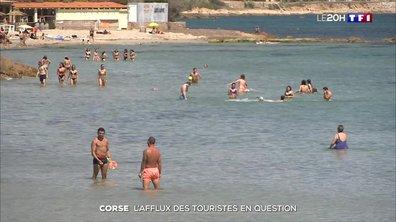 En Corse, les médecins s'inquiètent d'un possible afflux de touristes
