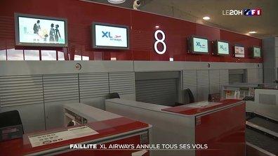 En faillite, XL Airways annule tous ses vols