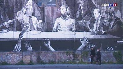 En Grèce, les graffeurs s'approprient certains quartiers