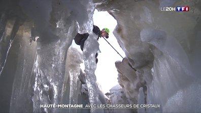 En Haute Montagne avec les chasseurs de cristaux