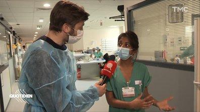 En immersion avec les médecins en réanimation
