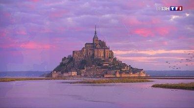 En l'absence de touristes, le Mont-Saint-Michel se refait une beauté