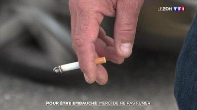 En Suisse, des entreprises recrutent uniquement des non-fumeurs
