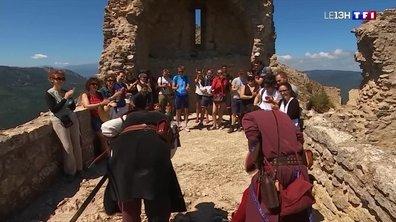 """""""En vacances avec vous"""" : à la découverte des châteaux cathares"""