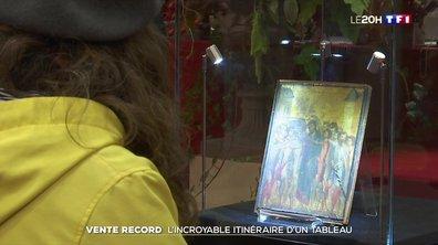 Enchères dans l'Oise : le chef-d'œuvre de Cimabue adjugé à 24 millions d'euros