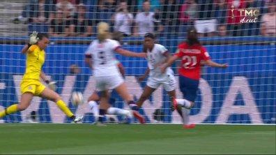 USA - Chili (3 - 0) : Voir l'arrêt d'Endler du pied en vidéo