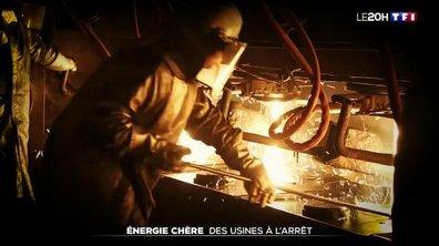 Énergie trop chère : des usines à l'arrêt