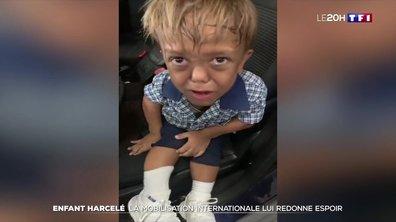Enfant harcelé en Australie : la mobilisation internationale lui redonne espoir