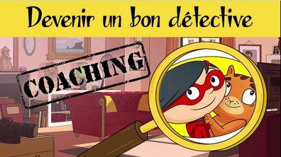 Mirette t'apprend à devenir un vrai détective