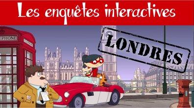 Les enquêtes de Mirette : Londres