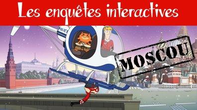 Les enquêtes de Mirette : Moscou