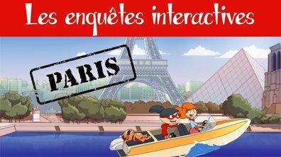 Les enquêtes de Mirette : Paris