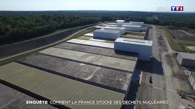 Enquête : comment l'Hexagone stocke-t-il ses déchets nucléaires ?
