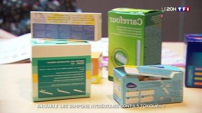 Enquête : les tampons hygiéniques sont-ils toxiques ?