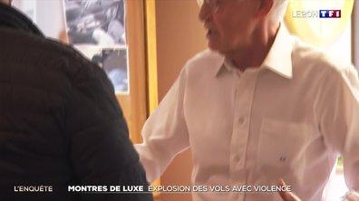 Enquête sur l'explosion des vols de montre de luxe à Paris