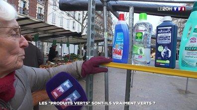 """Enquête sur les """"produits verts"""""""