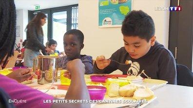 Enquête sur les repas dans les cantines scolaires