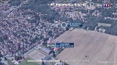 Enseignant assassiné à Conflans-Sainte-Honorine : le récit de l'attaque