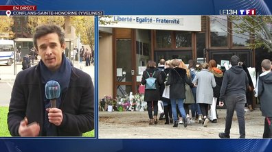 Enseignant tué à Conflans-Sainte-Honorine : trois cellules psychologiques activées au sein de l'établissement