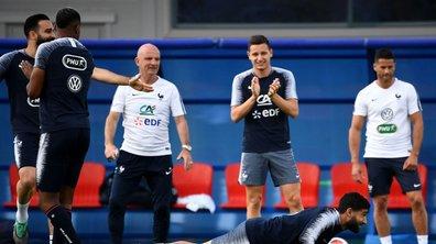 Griezmann, Varane et Mendy absents de l'entraînement des Bleus ce lundi