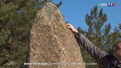 Envie d'évasion : le mystère des menhirs de Lozère