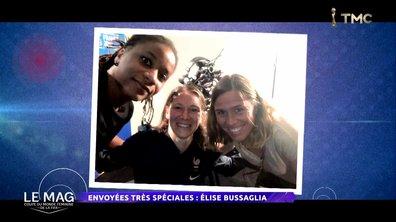 Les envoyées très spéciales avec Elise Bussaglia
