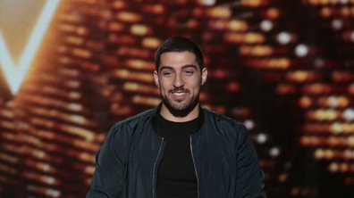 """The Voice 2020 -Enzo S : """"J'ai hâte de rencontrer le public français"""""""
