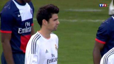 Real Madrid : Zidane à Montréal avec ses fils