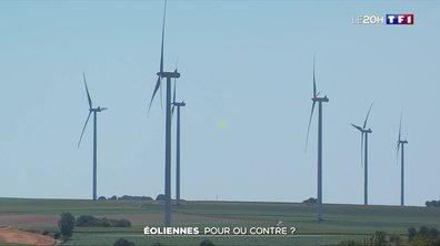 Éoliennes : pour ou contre ?