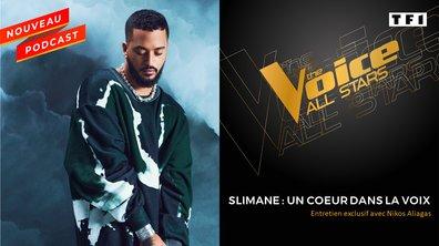 The Voice All Stars : Slimane, un coeur dans la voix