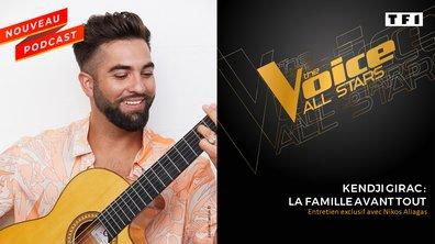 The Voice All Stars : Kendji Girac, la famille avant tout