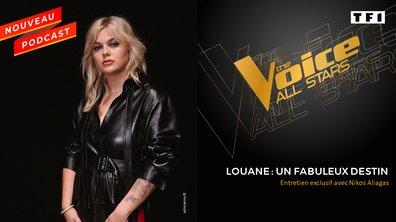 The Voice All Stars : Louane, un fabuleux destin