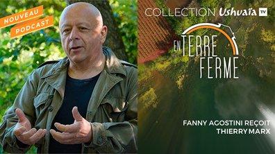 Fanny Agostini reçoit Thierry Marx