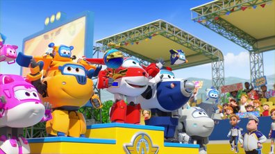 Super Wings Saison  5 inédite :  Super Minis