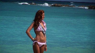 Miss France 2012 : séance massage et cocooning