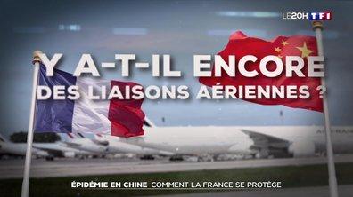 Épidémie en Chine : comment la France se protège-t-elle ?