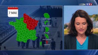 Épidémie : la carte des régions en vert et en rouge est-elle déjà caduque ?