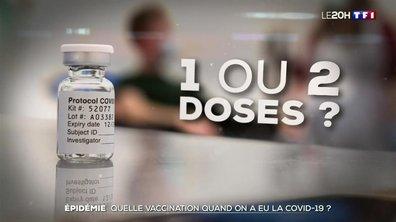Épidémie : quand et comment doit-on se faire vacciner quand on a déjà eu le Covid ?