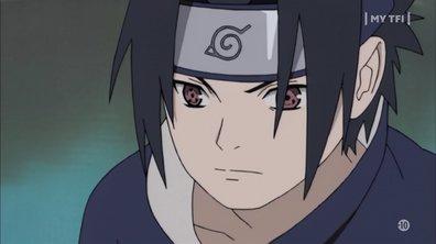 Naruto - Episode 133 - Le cri des larmes, tu es mon ami