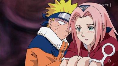 Naruto - Episode 4 - L'épreuve de survie