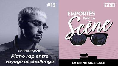 Sofiane Pamart: piano rap entre voyage et challenge