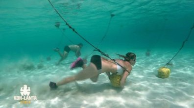 Exclu. Denis Brogniart promet plus d'épreuves aquatiques (VIDEO)