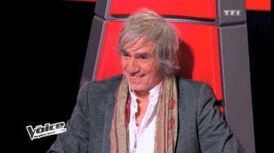 The Voice-Louis Bertignac: Loïs, Louane, Nungan... que des filles pour le moment !