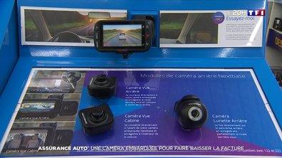 Équiper sa voiture d'une caméra embarquée fait désormais baisser le prix de l'assurance auto