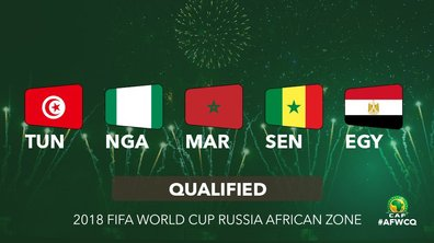 La CAF offre 400.000 euros aux équipes africaines du Mondial